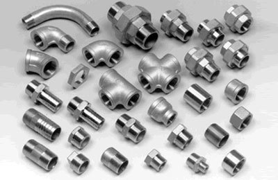 IBR CARBON STEEL THREADED PIPE FITTINGS
