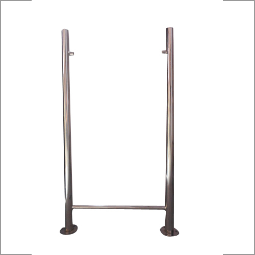 Stainless Steel Dustbin Stand