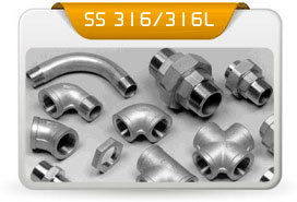 IBR STAINLESS STEEL THREADED PIPE FITTINGS