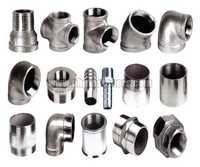 ALLOY STEEL THREADED PIPE FITTINGS