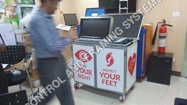 Industrial Trolley Cabinet