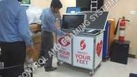 Industrial Customized Trolley Cabinet