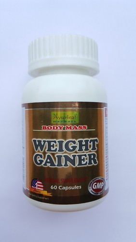 Herbal Weight Gainer Capsules