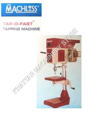 Double Spindles Drilling Tapping Machine