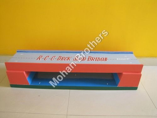 R.C.C.Deck Slab Bridge Model
