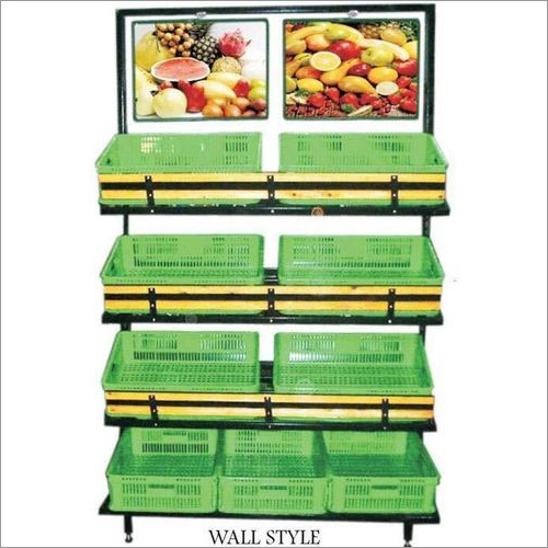 Vegetable Display Stand