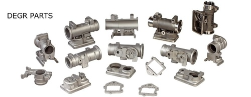 Steel Casting Components