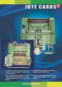 Modern Jute Machinery