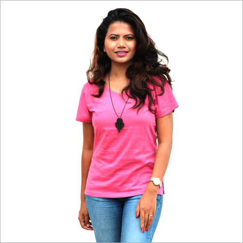 Ladies Formal T Shirt