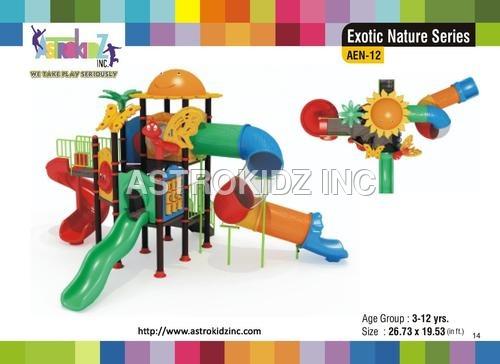 Society Park Slides