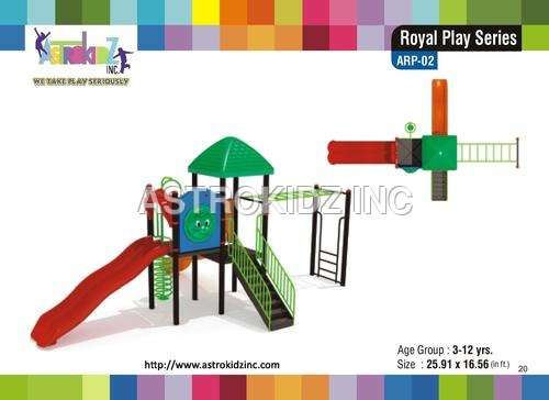 Kids Spiral Playground Slide