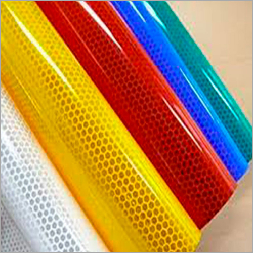 High Intensity Prismatic Retro Reflective Sheeting