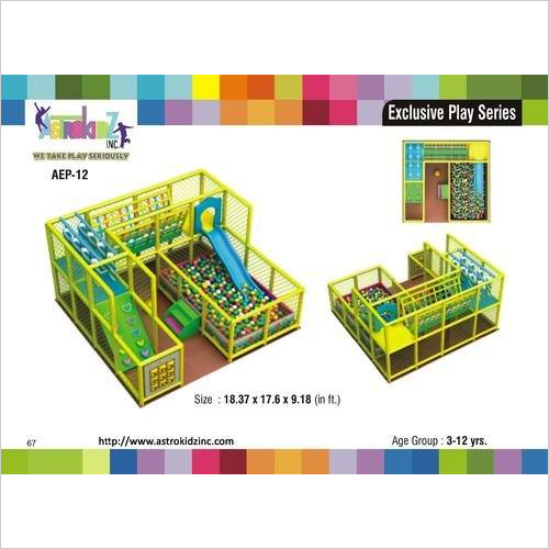 Childrens Outdoor Multiplay System