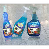 Glass & Household Cleaner (Ultra Shine)