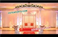 High Quality Crystal Wedding Mandap