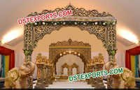 Bollywood Wedding Gates