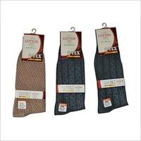 Men Cotton Formal Socks