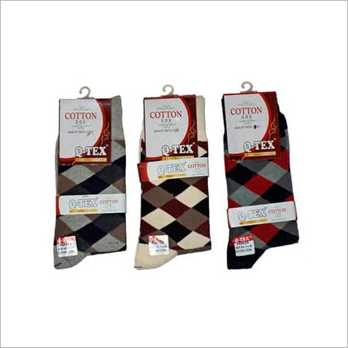 Cotton Spandex Socks