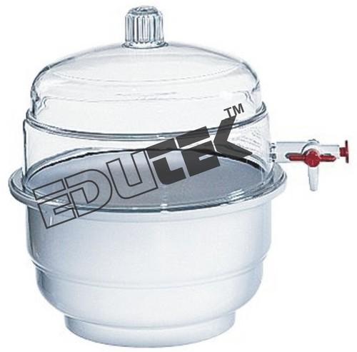 Plastic Vacuum Desiccator