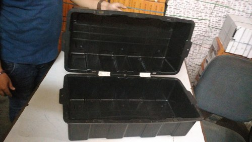 Plastic Battery Box 75AH