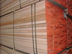 Steam Beech Wood Lumber