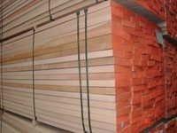 Steamed Beech Wooden Lumber