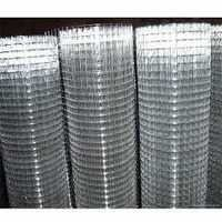G I wire mesh / welded wire mesh roll / welded wire mesh panel