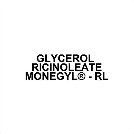 Glyceryl Ricinoleate