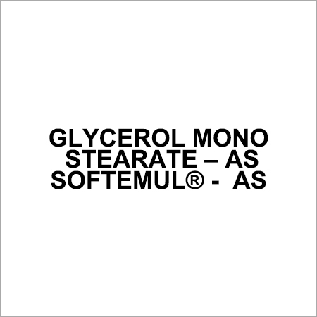 Acid Stable Glycerol Monostearate