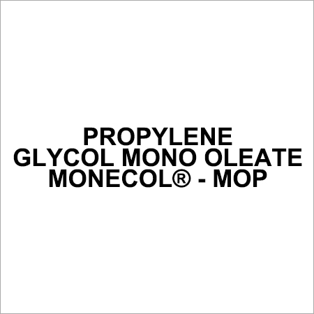 Propylene Glycol Monooleate