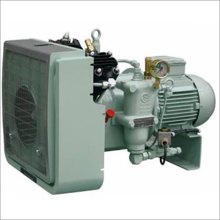High Pressure Gas Compressors