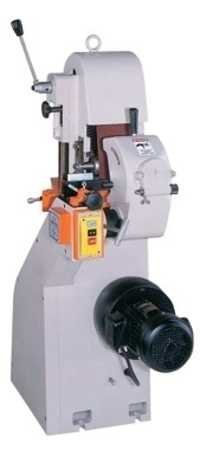 ROUND ROD SANDING MACHINE (Single Belt)