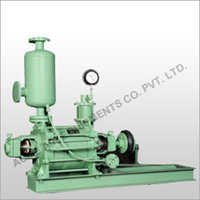 Two Stage Liquid Ring Pump
