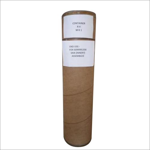 LAMINATED PAPER TUBE CONTAINER (R4)