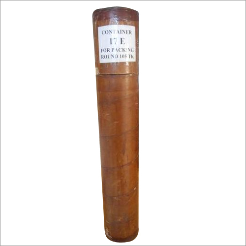 LAMINATED PAPER TUBE CONTAINER