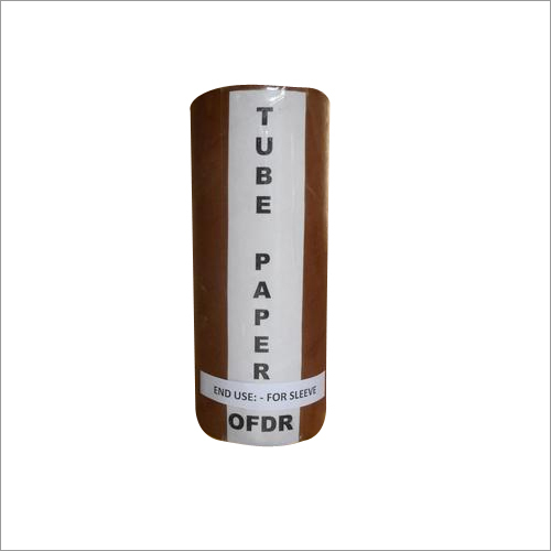LAMINATED PAPER TUBE COMPONENT