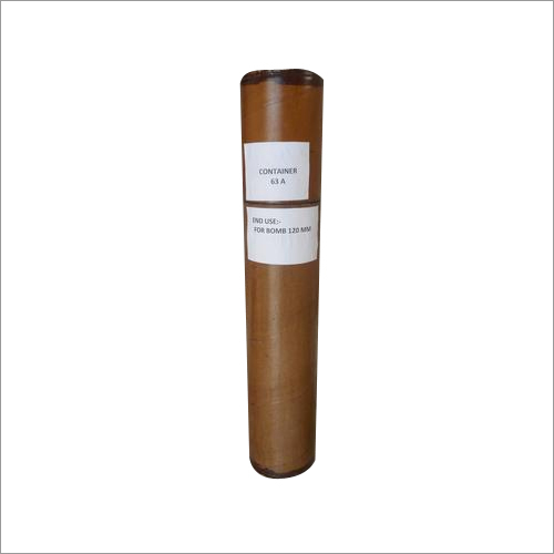 LAMINATED PAPER TUBE CONTAINER (63A)