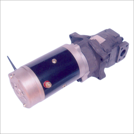 DC Emergency Steering Motor