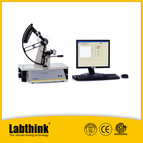 Fabric Tearing Strength Testing Machine Paper Tear Tester