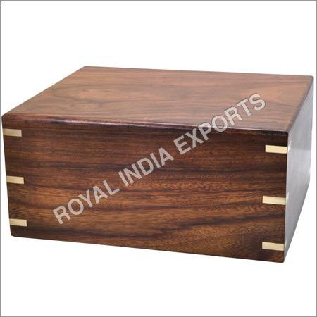Wooden Cremation Urn Box
