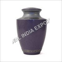 Purple Brass Urns