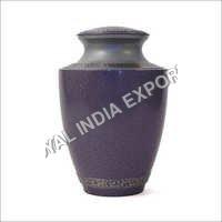 Purple Brass Urns