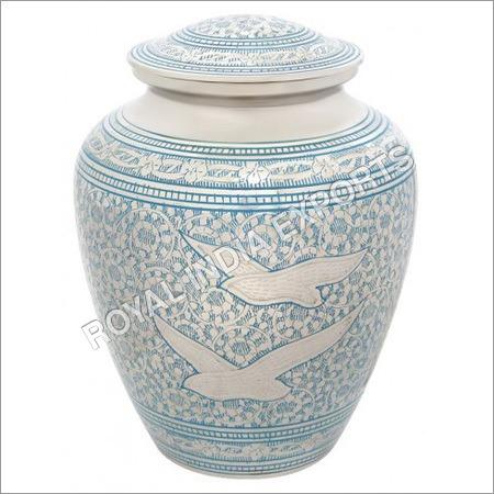 Flying Birds Cremation Urns