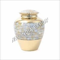 Brass Urns for Flowers