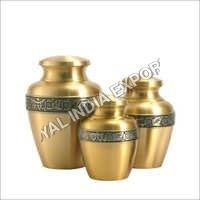 Avalon Bronze Brass Urn