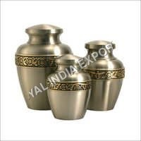 Avalon Pewter Brass Keepsake Cremation Urn