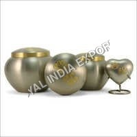 Odyssey Brass Pet Urns