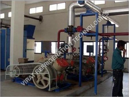 Ammonia Refrigeration Plant