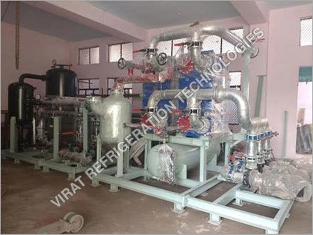 Glycol Chiller for C A Cold Storage