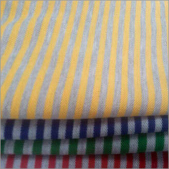 Fancy Yarn Dyed Stripe Fabric